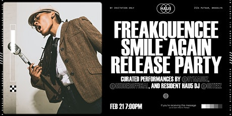 'Smile Again' Release Party tickets