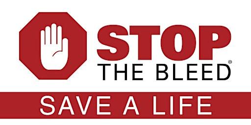 Stop the Bleed Class - April 2020