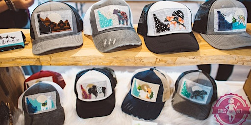 Design a Hat Event with Girls Pint Out!