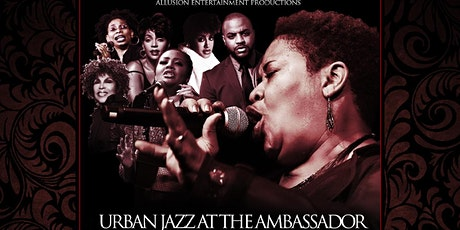 The Drew Project Feat. Adrianne Felton-King   Urban Jazz at the Ambassador tickets