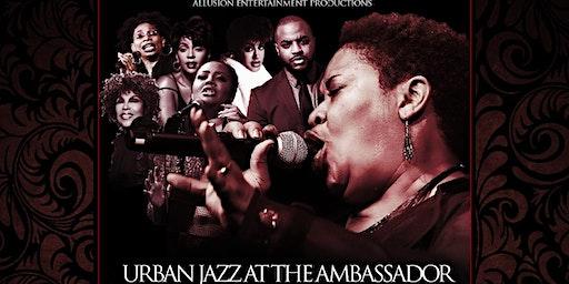The Drew Project Feat. Adrianne Felton-King   Urban Jazz at the Ambassador