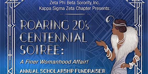 Roaring 20s Centennial Soiree!