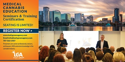 Florida One Day Medical Marijuana Masterclass Workshop - Orlando