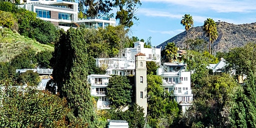 The Secret Stairs of Hollywood