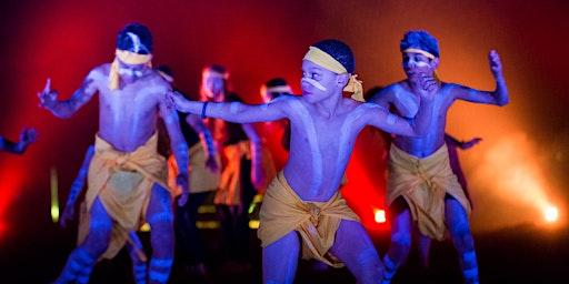 The Gulbangali Dharug Nura Project: Two-Day Kids Aboriginal Dance Workshop