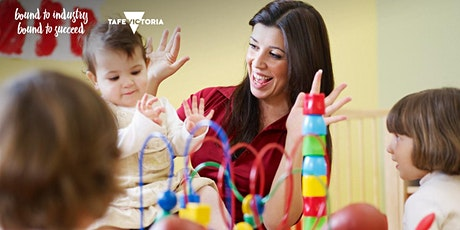 Info Session - Certificate III in Early Childhood Education and Care tickets