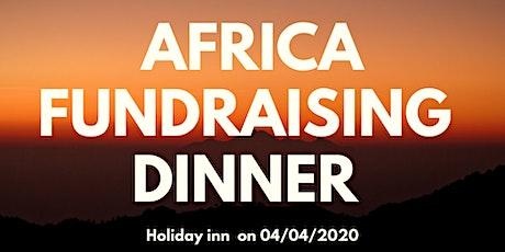 Fundraising Dinner tickets