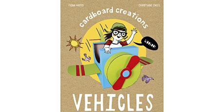 Amazing Cardboard Vehicles tickets