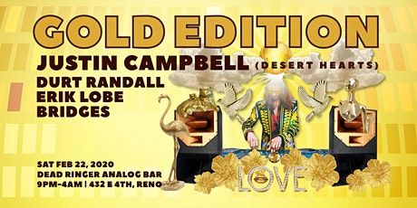 House Party Gold Edition w/Justin Campbell tickets