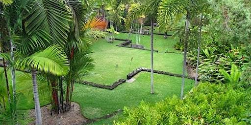 Green Walk - Sadie Seymour Botanical Gardens (Kailua-Kona, Hawaiʻi island)