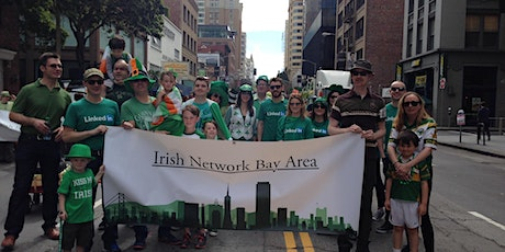 Irish Network Bay Area -  Marching in the  Saint Patricks Day Parade tickets