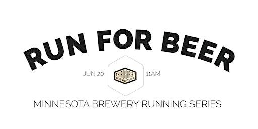 Beer Run - Third Street Brewhouse | 2020 Minnesota Brewery Running Series