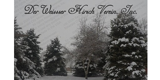 Der Weissser Hirsch Verein - February 23 Mtg 2020, 2pm - Palatine Public Library - Media Room