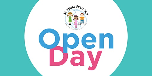 St Helena Preschool Open Day