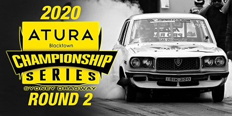 Round 2 - 2020 ATURA Blacktown NSW Championship Series tickets