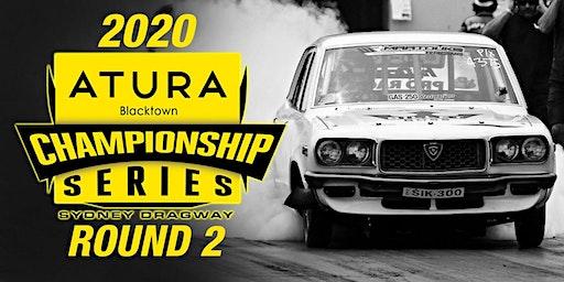 Round 2 - 2020 ATURA Blacktown NSW Championship Series