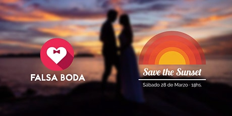 Falsa Boda Sunset Edition entradas