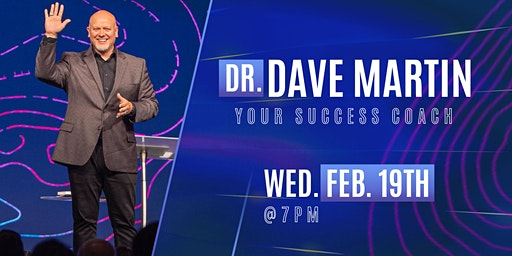 Dr. David Martin- Special Guest @ New Life Outreach Church