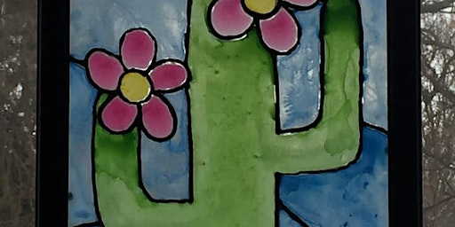 Faux Stained Glass Class
