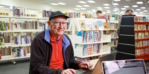 Coffee, Cake & Computers - Connecting to others @ Longford Library