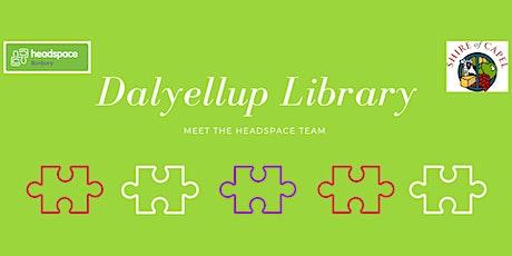 Meet the Headspace Team tickets