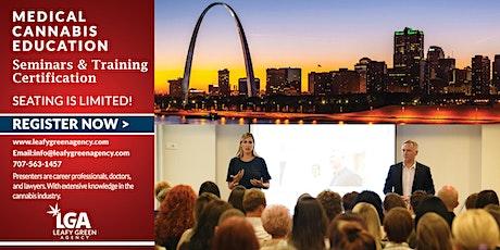 Missouri Medical Marijuana Dispensary Training Seminar- St.Louis tickets