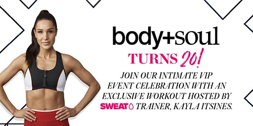 body+soul turns 20!