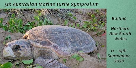 The 5th Australian Marine Turtle Symposium tickets
