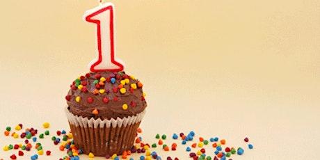 5 Senses Garden 1st Birthday Party! tickets