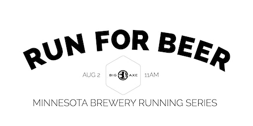 Beer Run - Big Axe Brewing Co | 2020 Minnesota Brewery Running Series