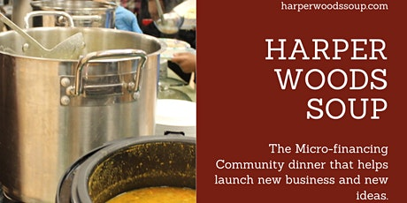 Harper Woods Soup tickets