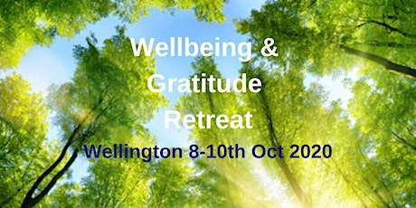 Gratitude Retreat October 2020 tickets