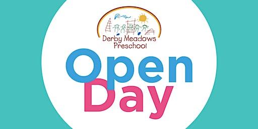 Derby Meadows Preschool Open Evening
