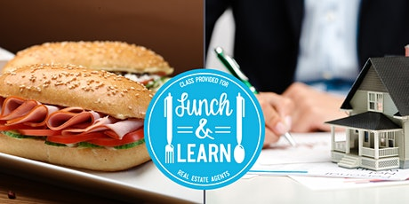 Real Estate Agent Lunch & Learn Tacoma, WA tickets