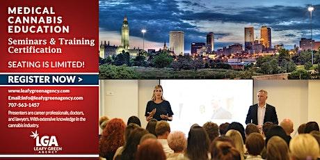 Oklahoma Medical Marijuana Dispensary Training Seminar- Tulsa tickets