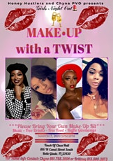 Make Up with a Twist tickets