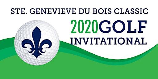 Ste. Genevieve Du Bois Classic, 2020 Golf Invitational