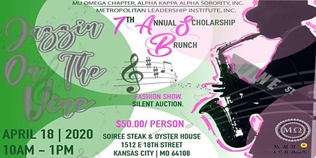 Postponed - 7th Annual JAZZ SCHOLARSHIP BRUNCH ~ Live Music ~ Silent Auction ~ Fashion Show! tickets