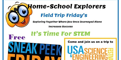 USA Science & Engineering Festival tickets
