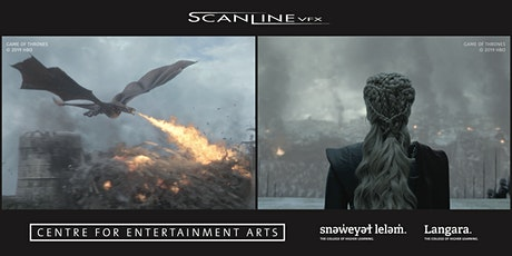 The Art of Visual Effects presented by Mohsen Mousavi, Scanline VFX tickets
