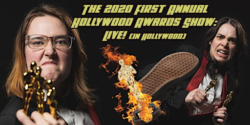 The 2020 First Annual Hollywood Awards Show: Live in Hollywood!