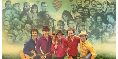 SULTANS OF STRING- Refuge CD release with more than a dozen special guests! tickets