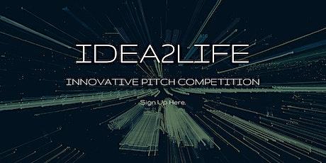 IDEA2LIFE tickets