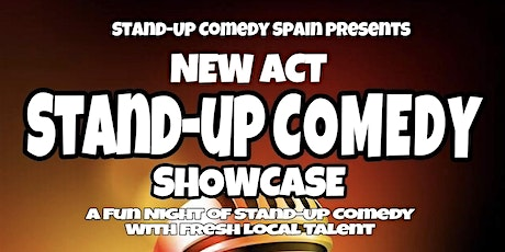 New Act Comedy Showcase tickets