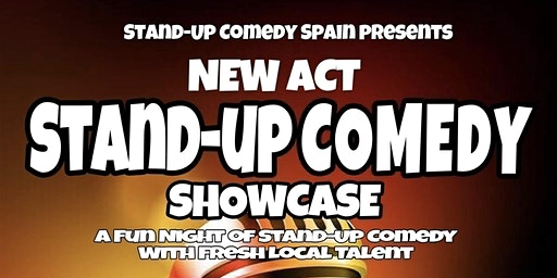 New Act Comedy Showcase