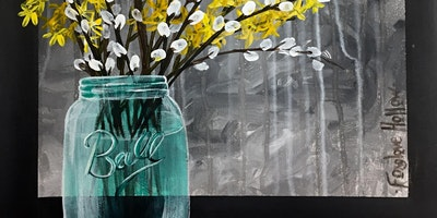 Jo's Windowsill again! - Paint with Me