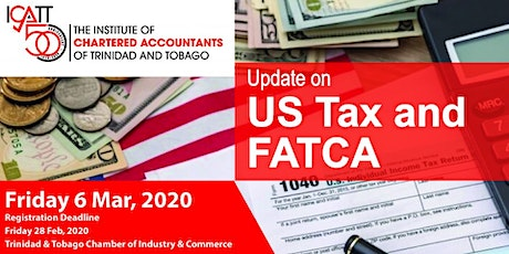 US Tax and FATCA Seminar tickets