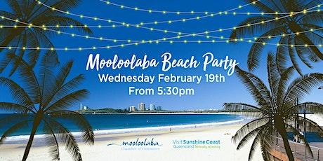 Mooloolaba Beach Party tickets