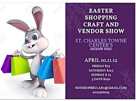 Easter Shopping Vendor Event