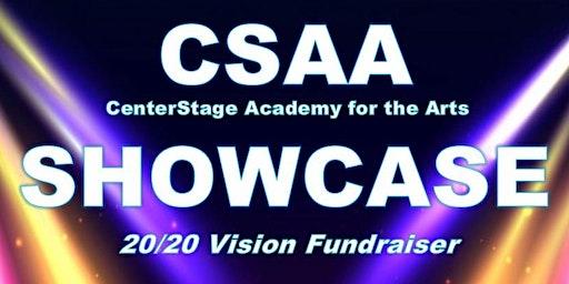 CSAA Showcase - 20/20 Vision Fundraiser